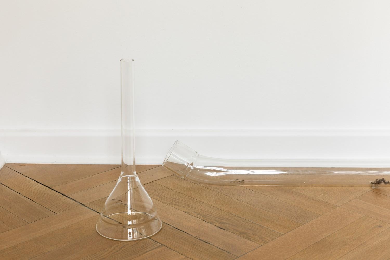 Inga Danysz, *Remedies for vertigo*, 2019. Exhibition view *Die Freiheit, die wir meinen*, Kunstverein Bielefeld, 2019. Photo: Fred Dott
