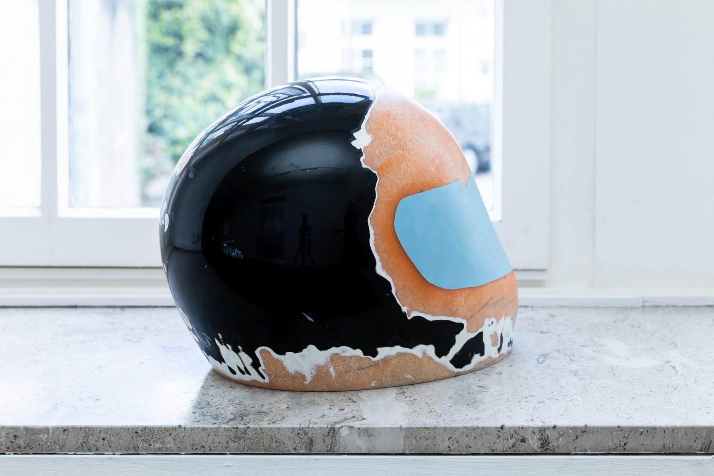 Helmobjekt von Zach Furniss.